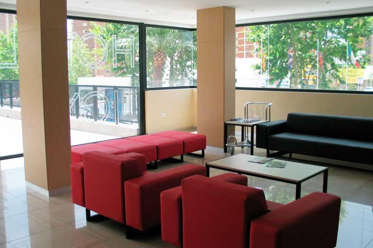 Interiorismo Hotel Joyá - Benidorm - Alicante - IDE Interiorismo