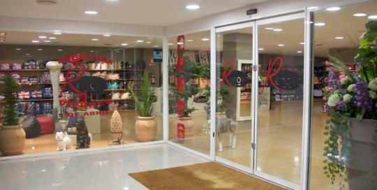 Proyecto interiorismo tienda decoración - San Juan - Alicante - IDE Interiorismo