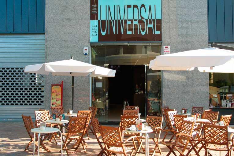 Universal - Proyecto diseño café bar Benidorm