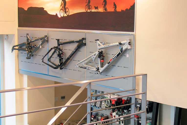 Diseño tienda Alicante | Ciclos Campuzano 3